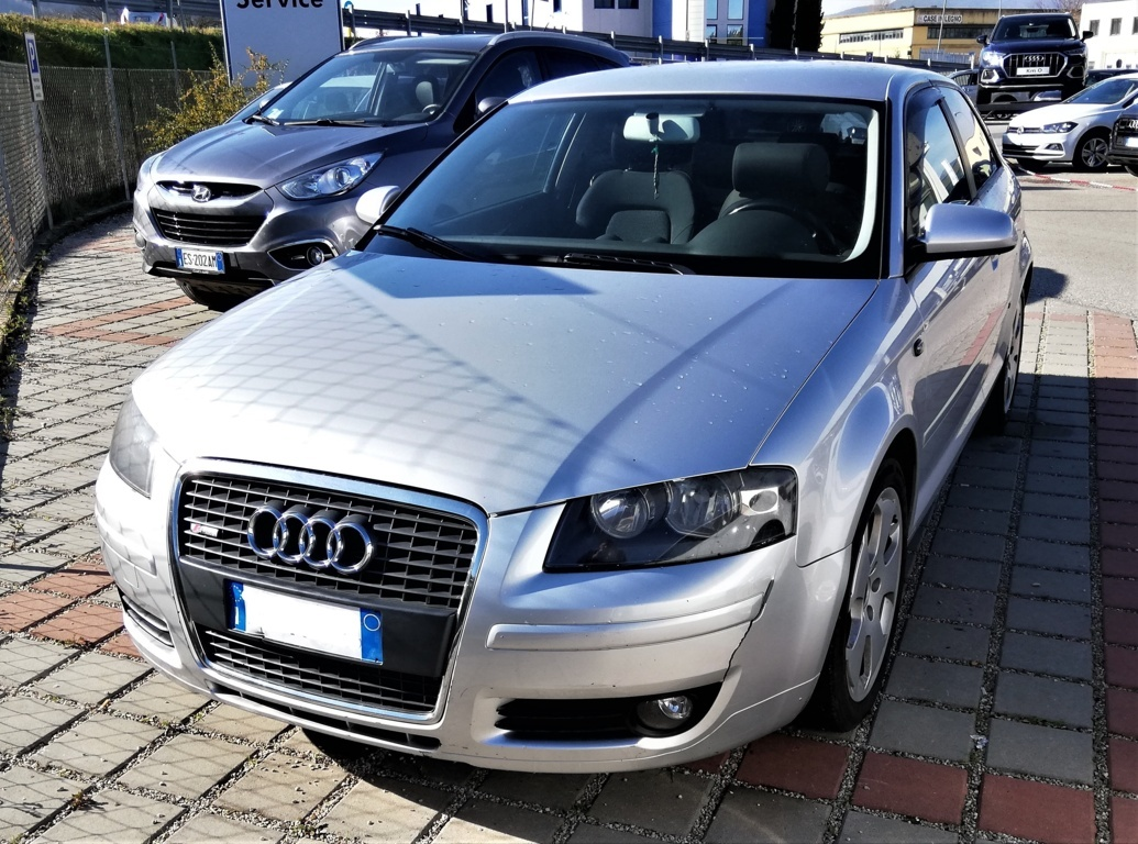 A3 2.0 TDI 140CV AMBITION S-LINE PACK